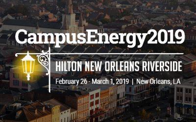 IDEA Campus Energy 2019