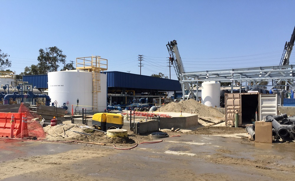 Best Water/Environment: Terminal Island Water Reclamation Plant Advanced Water Purification Facility Expansion